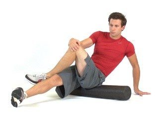 Lower Extremity Foam Roll Tips